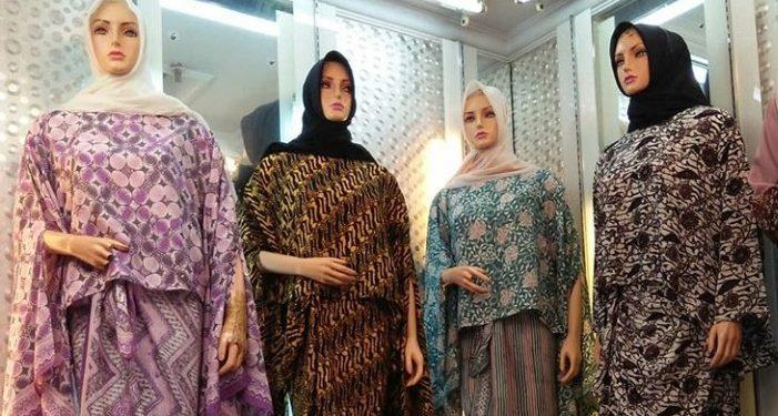 Industri di Indonesia Didorong Rebut Peluang Pasar Fesyen Muslim Dunia