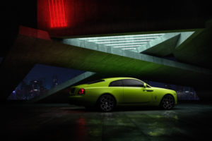 Rolls-Royce Luncurkan Varian 'Neon Nights' 1